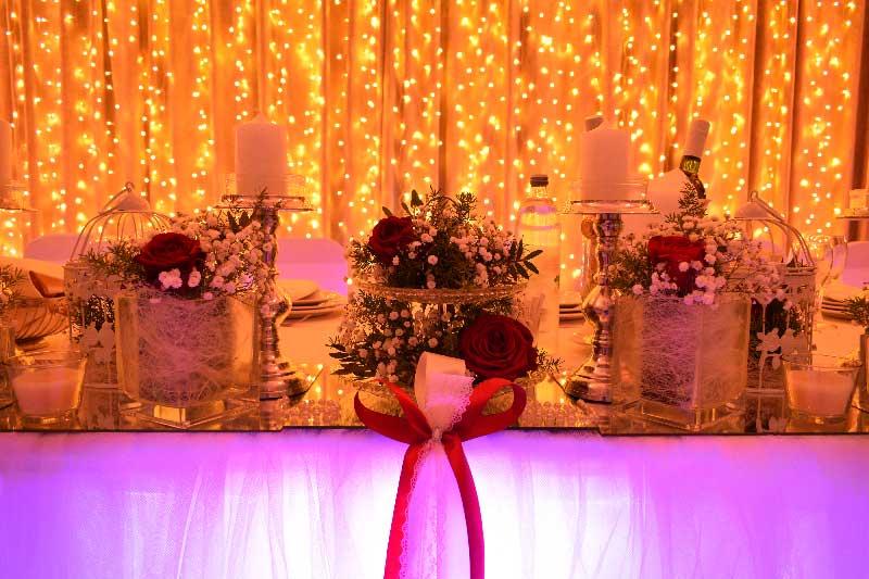 Cijena Rasvjete za Vjenčanja